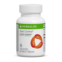Total control herbalife supplement
