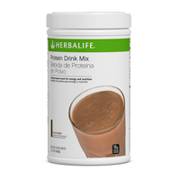 Herbalife chocolate protein