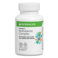 Multivitamin complex supplement